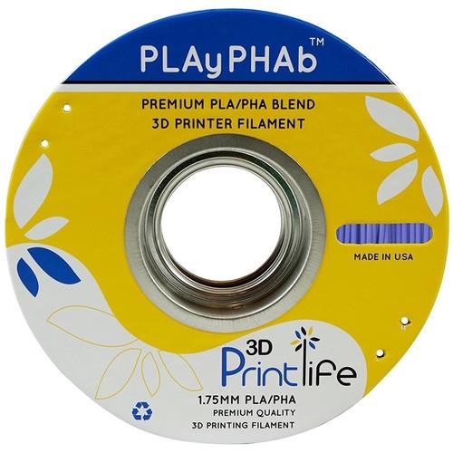 3D Printlife Lavender PLA+PHA 1.75 mm