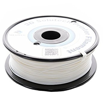 3D Solutech Real White  PLA 1.75 mm