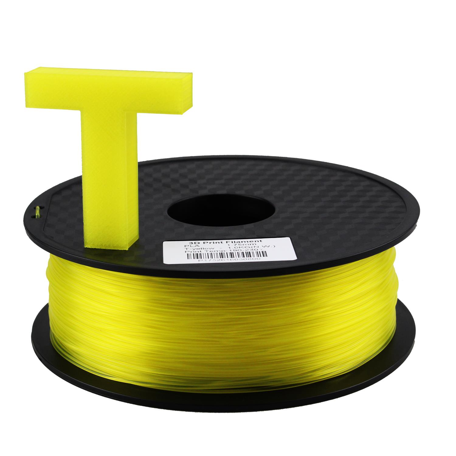 Ziro PLA Yellow 1.75mm