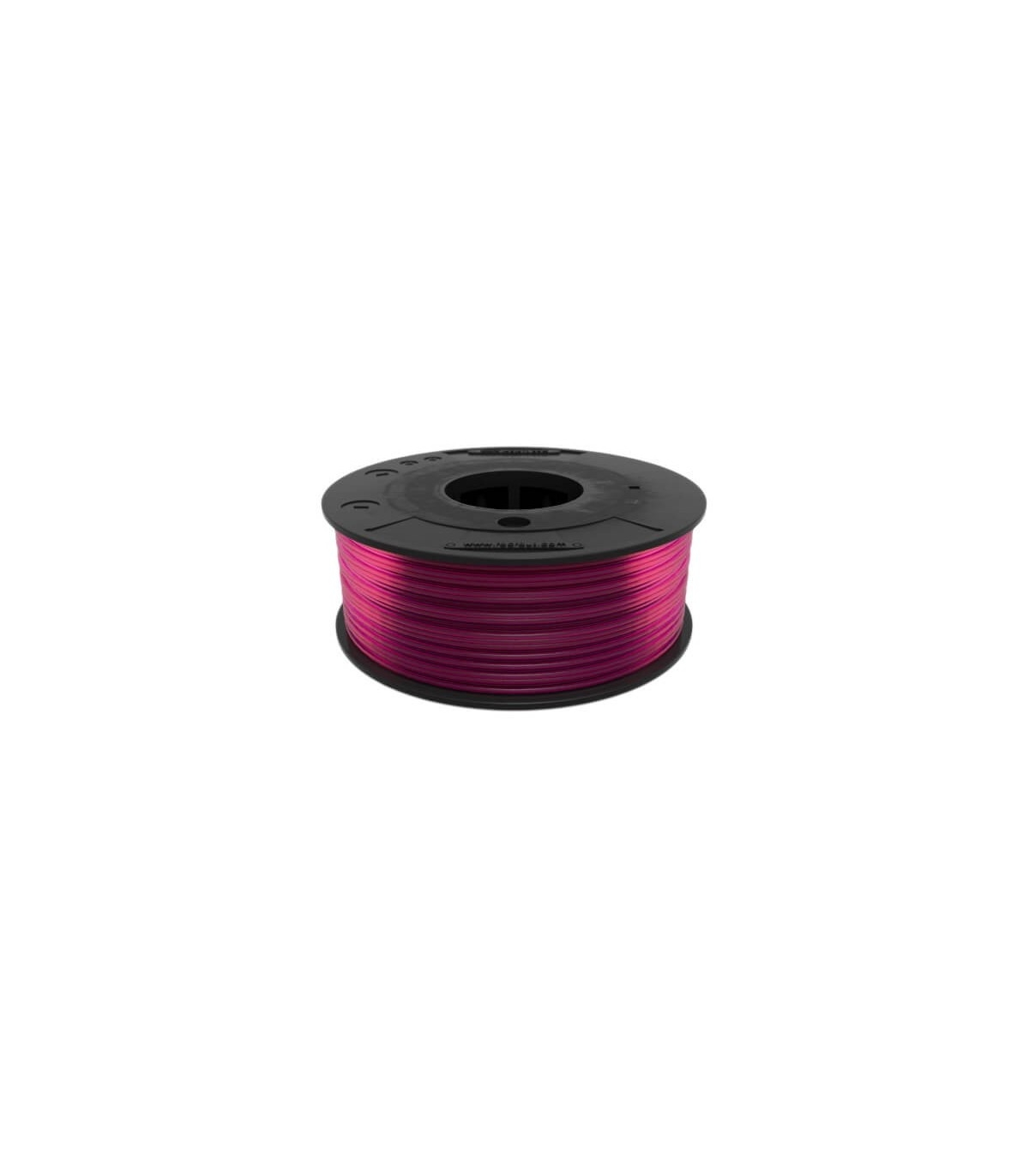 FilaFlex Clear pink 82A TPE Filament 1.75 mm 250g