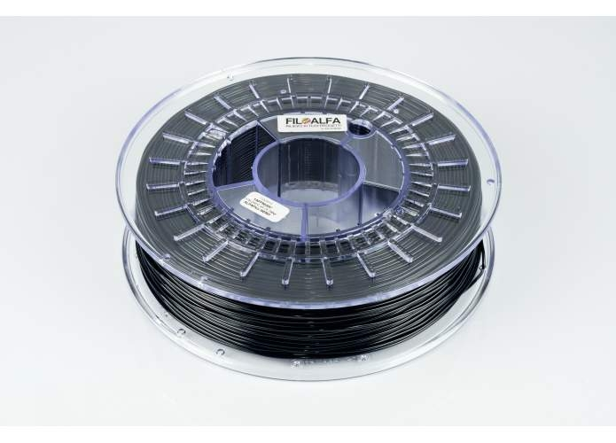 FILOALFA® FLEXIBLE 90A Black 1.75mm
