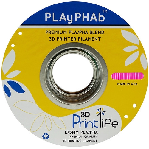 3D Printlife Pink PLA+PHA 1.75 mm