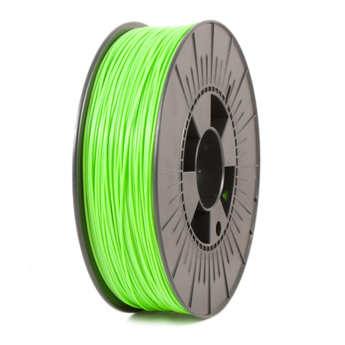 Ice Filaments  Fluo Gnarly Green ABS 1.75 mm