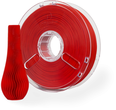 Polymaker PolyPlus Red PLA 1.75 mm