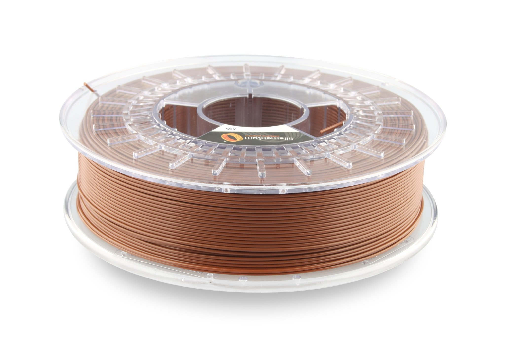 Fillamentum Extrafill  Signal Brown ABS 1.75 mm