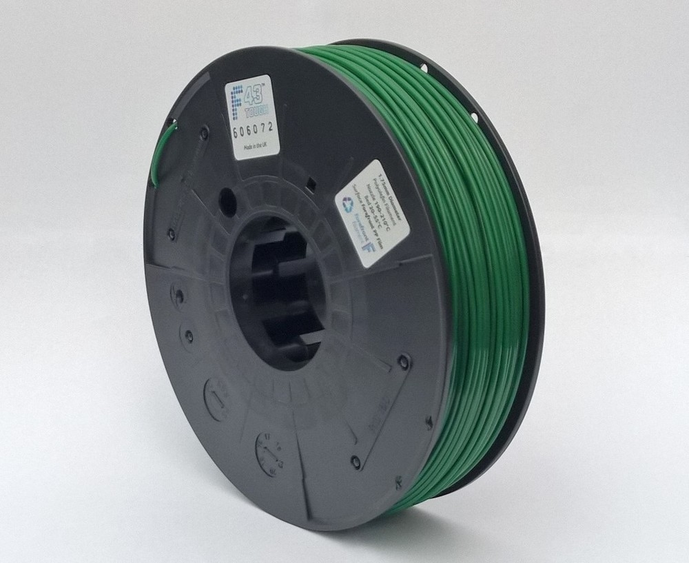 Forefront Filament F43 TOUGH  Green PP 1.75 mm