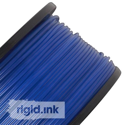 rigid ink Trans Blue PLA 1.75 mm