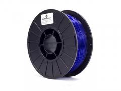 MatterHackers  PRO Series  Blue Translucent  PLA 1.75 mm