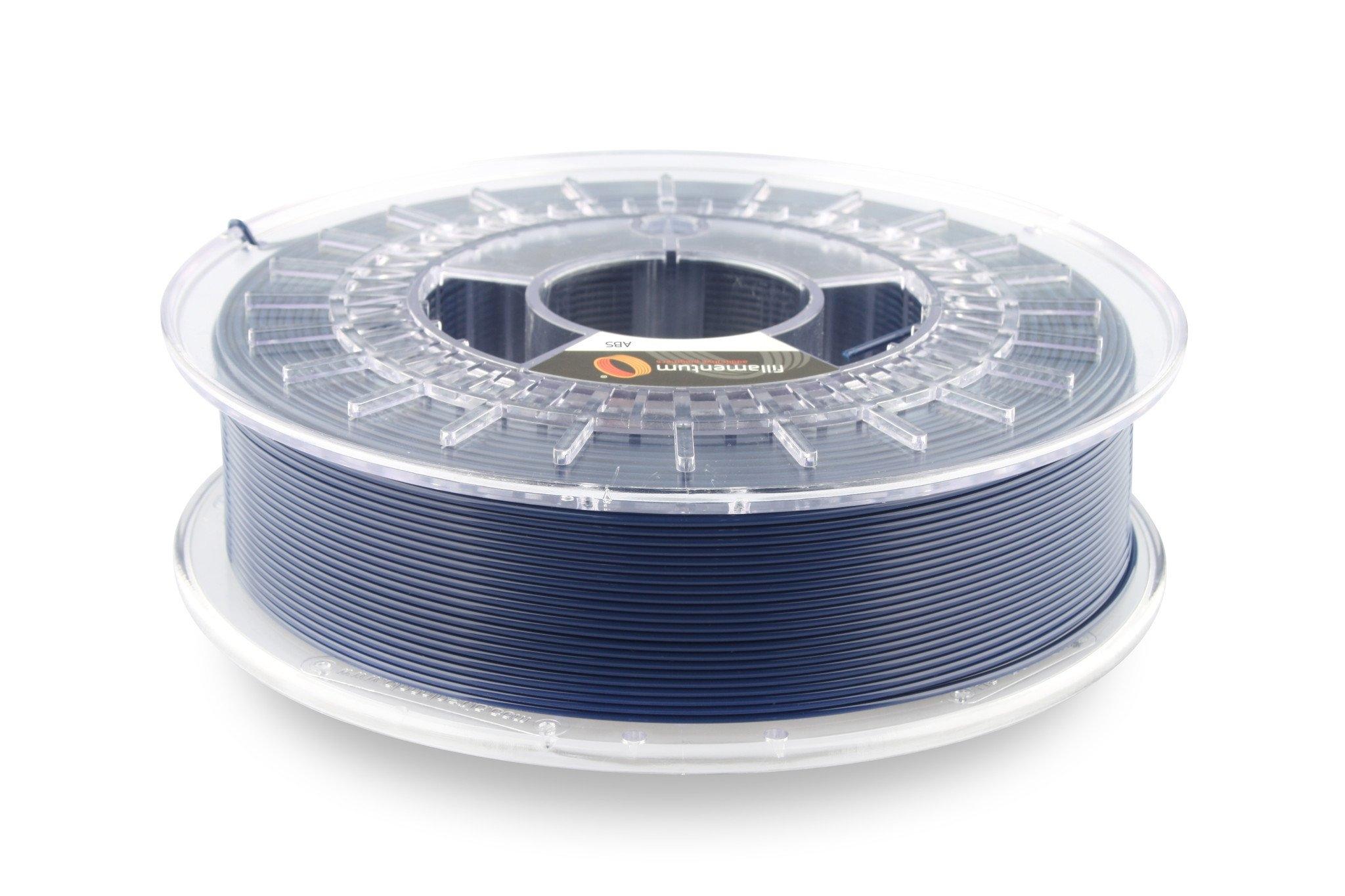 Fillamentum Extrafill  Cobalt Blue ABS 2.85 mm