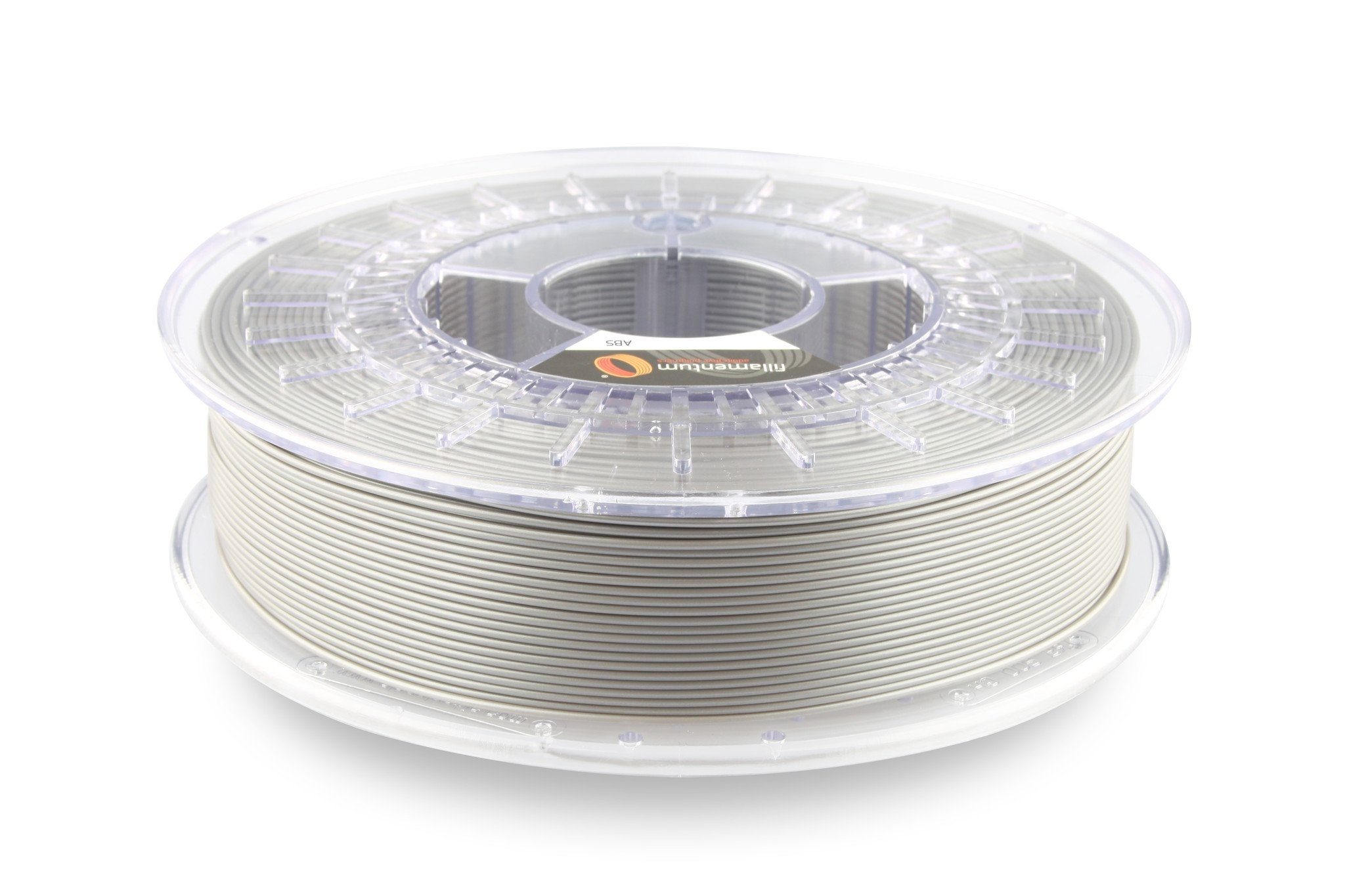 Fillamentum Extrafill  Metallic Grey ABS 2.85 mm