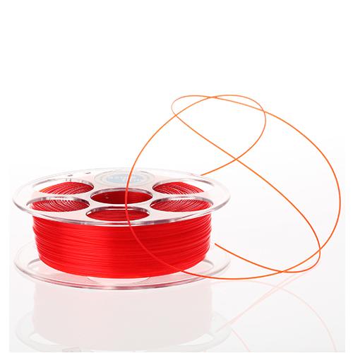 AzureFilm  RED TRANSPARENT PLA 1.75 mm