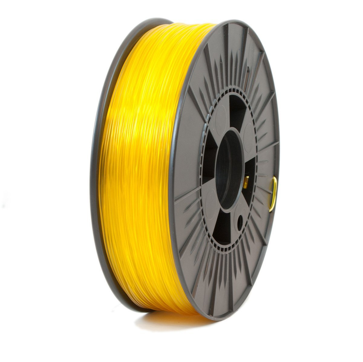 Ice Filaments  Transparent Young Yellow PET 2.85 mm