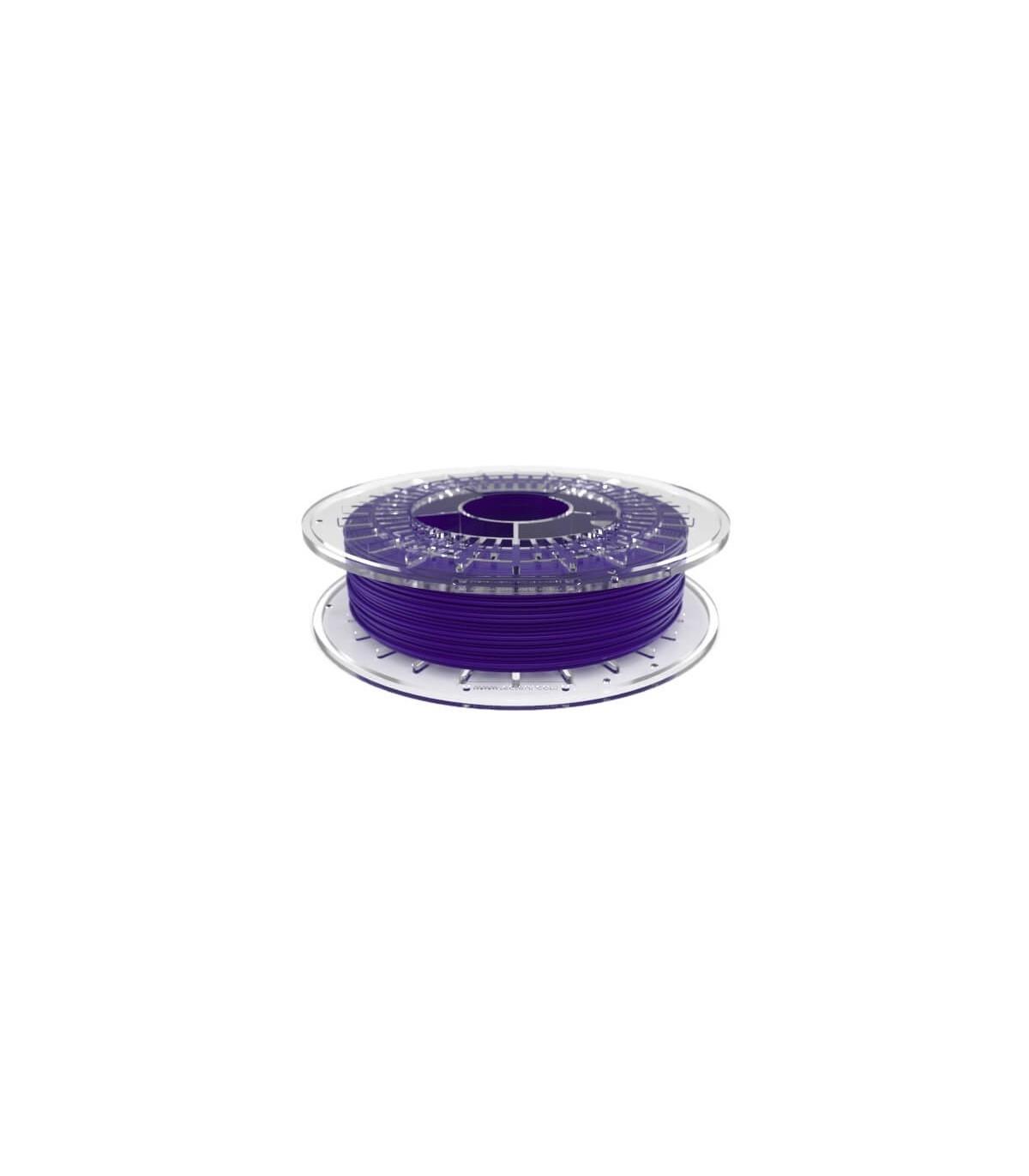 FilaFlex  Purple 82A TPE Filament 2.85 m 500g