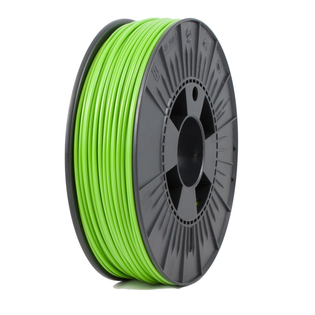 Ice Filaments  Gracious Green ABS 2.85 mm