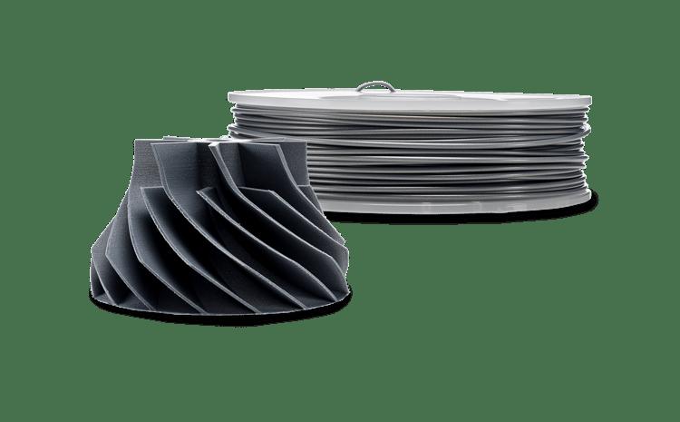 Ultimaker  Silver Metallic ABS 2.85 mm