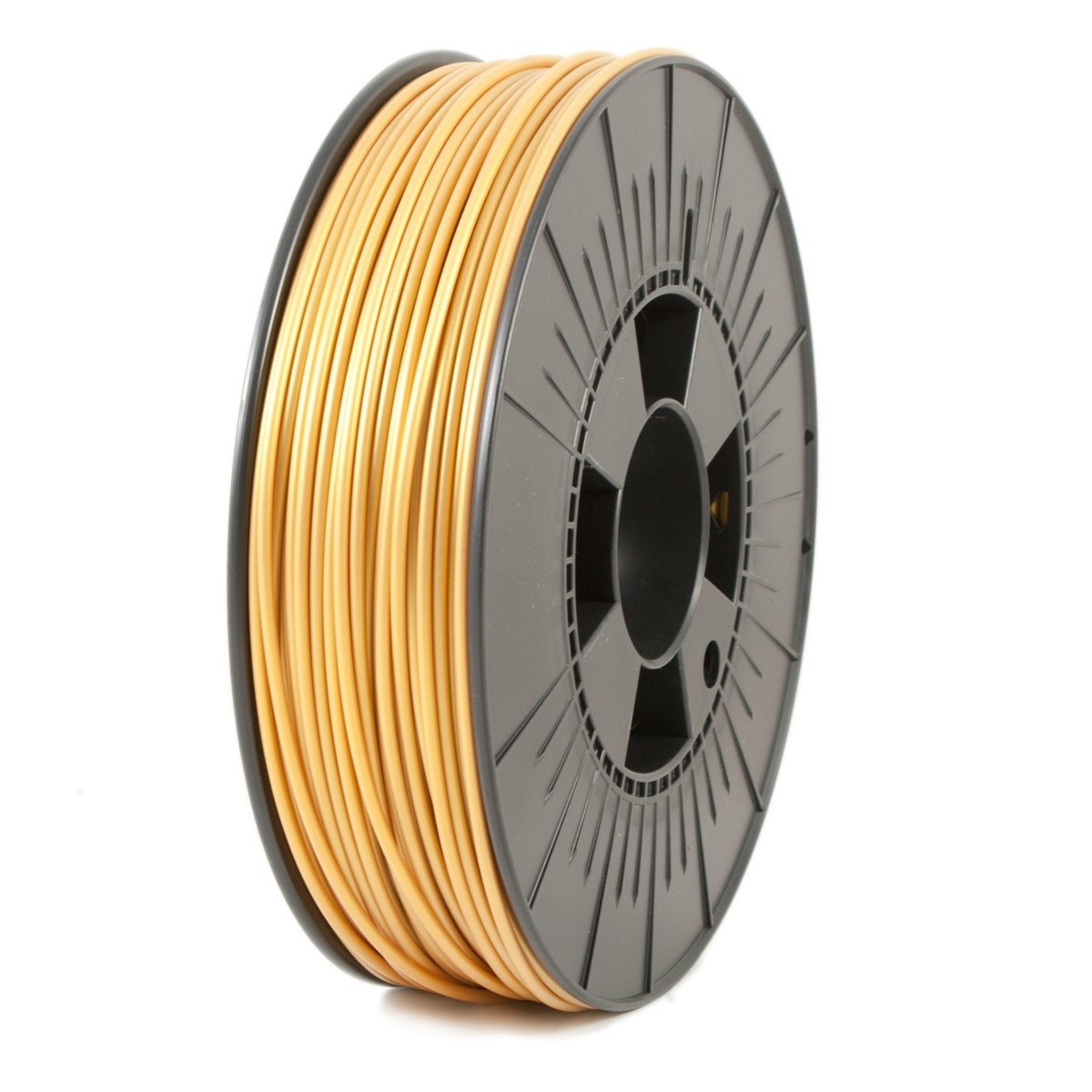 Ice Filaments  Glamorous Gold ABS 2.85 mm