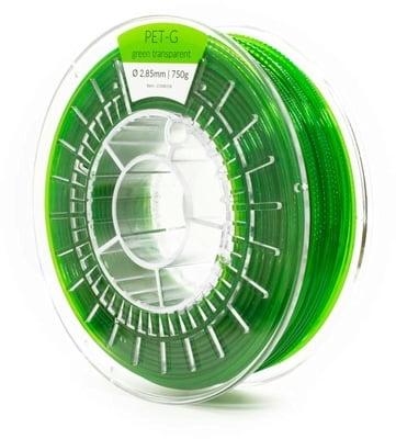 AprintaPro PrintaMent Green Transparent PETG 2.85 mm