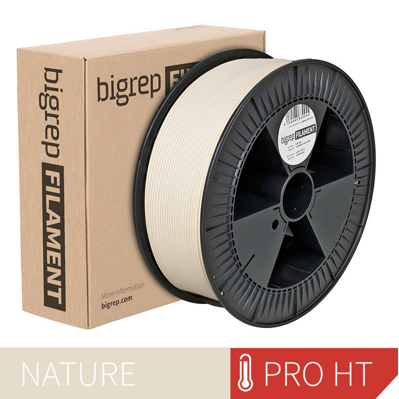 Bigrep Nature PRO HT Filament 2.85 mm