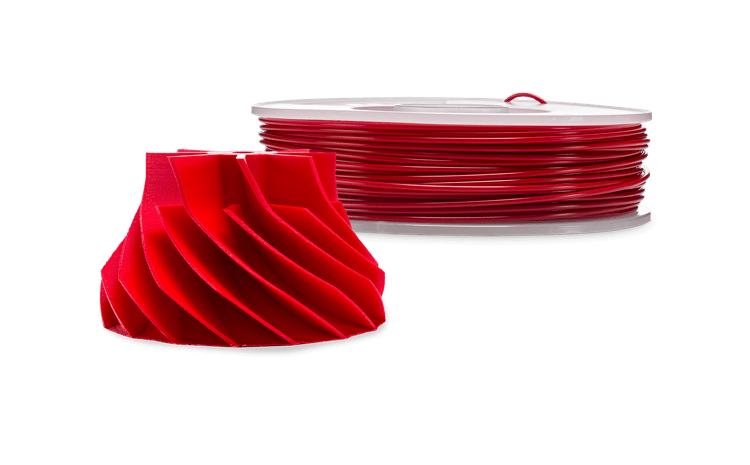 Ultimaker  Red ABS 2.85 mm