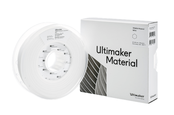 Ultimaker  White CPE+ 2.85 mm