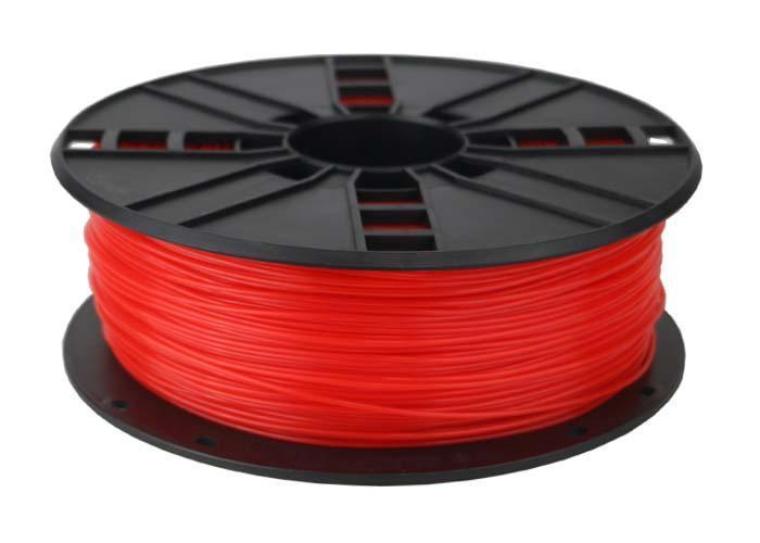 Technology Outlet ABS Fluorescent Red 1.75mm