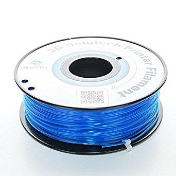 3D Solutech See Through Blue  PETG 1.75 mm