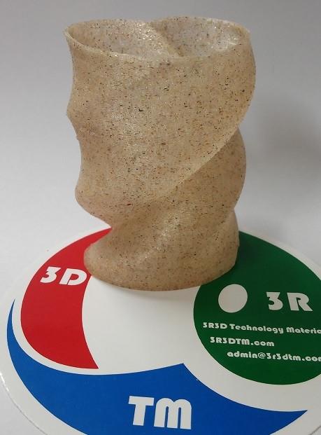 3R3DTM  MapleWood Composite 1.75 mm