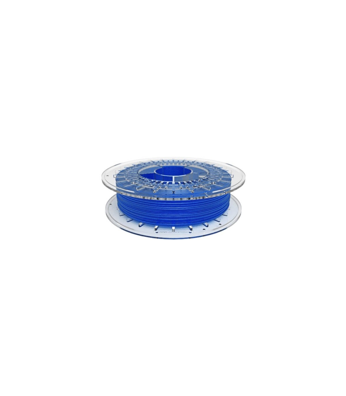 FilaFlex Clear blue 82A TPE Filament 1.75 mm 500g
