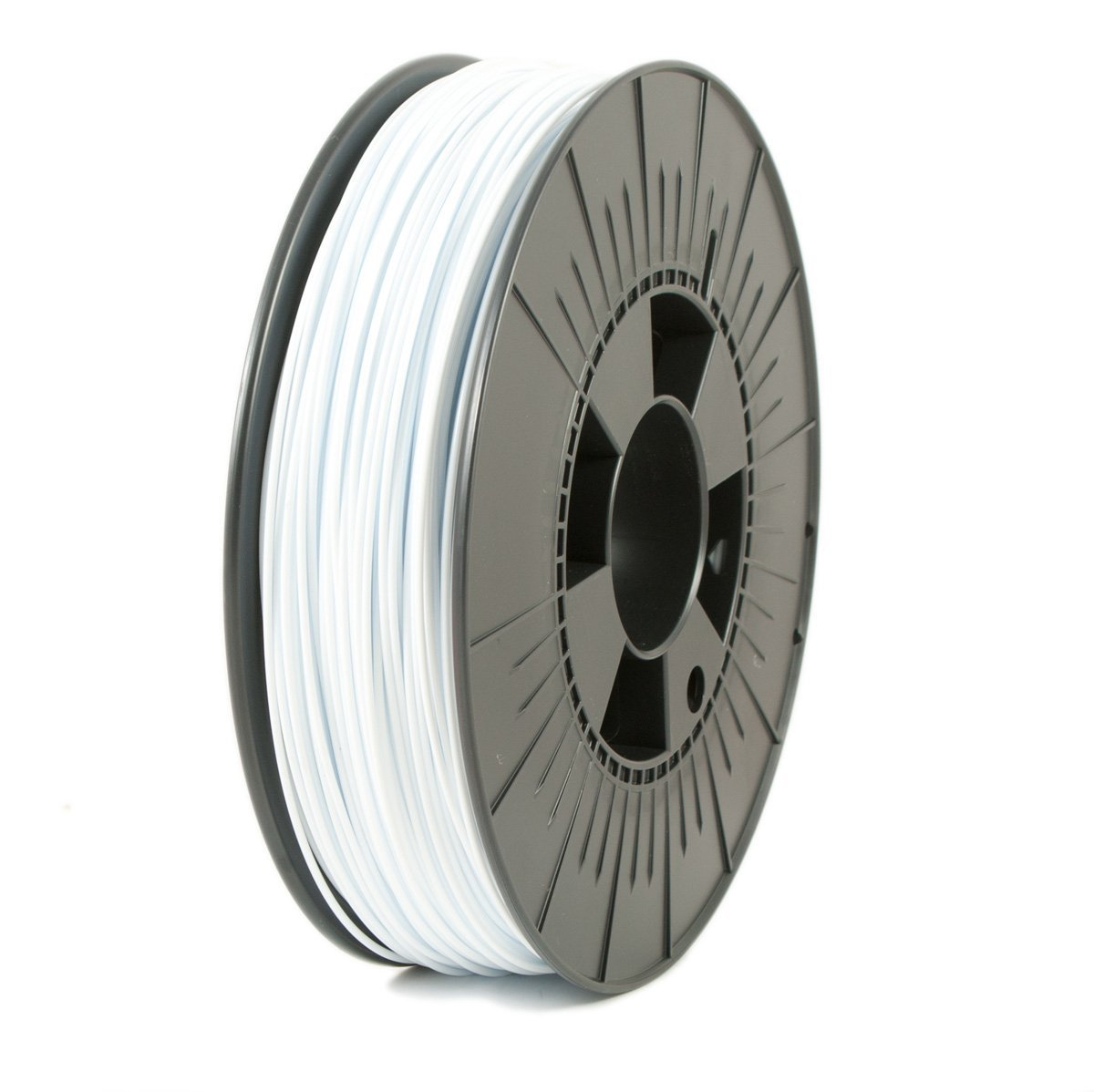 Ice Filaments  Wintershine White PLA 2.85 mm