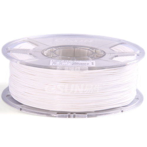 ESUN  WHITE PLA 3 mm