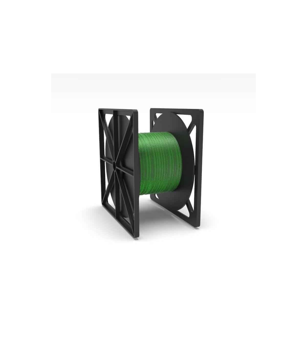 FilaFlex Clear Green 82A TPE Filament 2.85 mm 3kg
