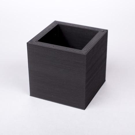 FiberForce  Black 100 ABS 2.85 mm 1kg