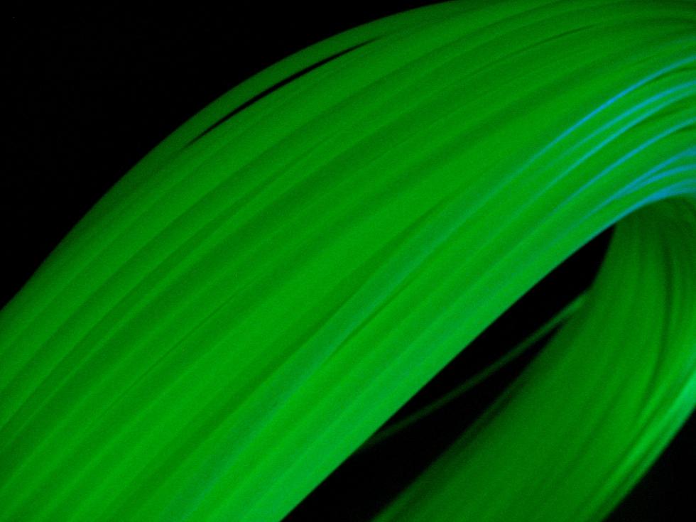 Faberdashery  Glowbug Yellow PLA 2.85 mm