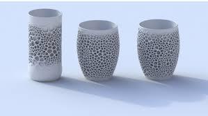 3D Porcelite Ceramic Resin