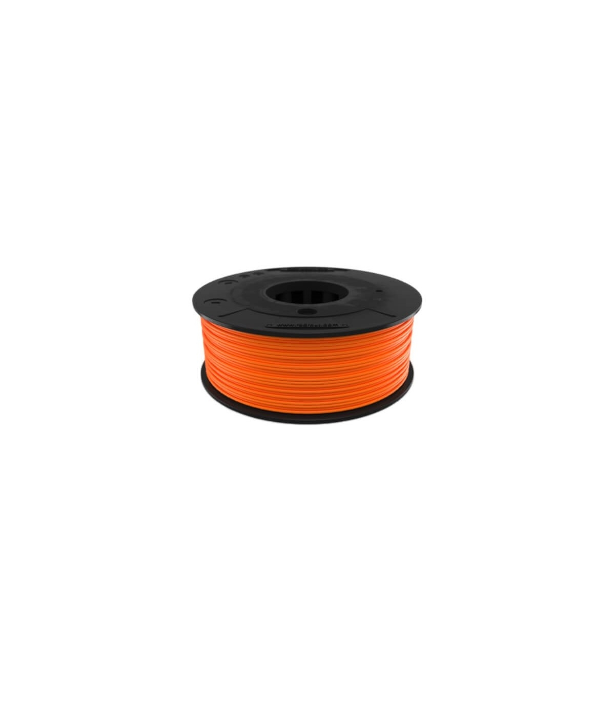 FilaFlex Orange 82A TPE Filament 1.75 mm 250g