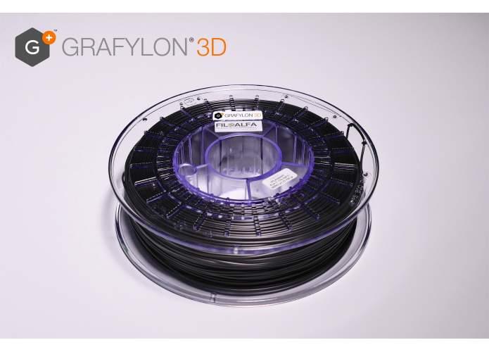 GRAFYLON® 3d PLA Black 2.85mm