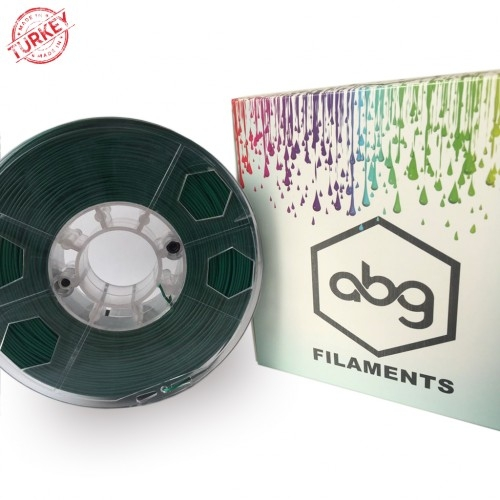 ABG Filament  Green  ABS 1.75 mm