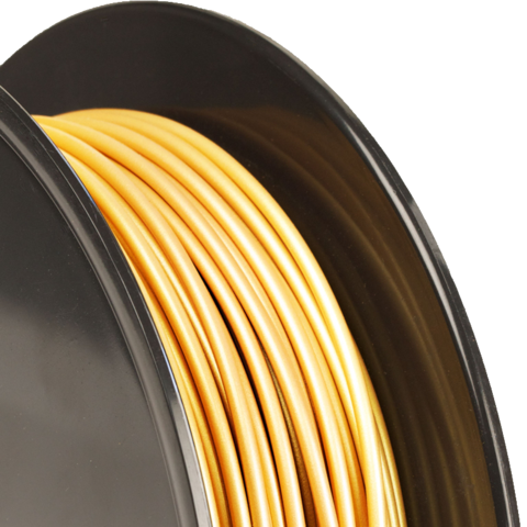 Voltivo ExcelFil  Bling Gold ABS 1.75 mm