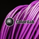 ColoriLAB  deep purple 2603C ABS 1.75 mm