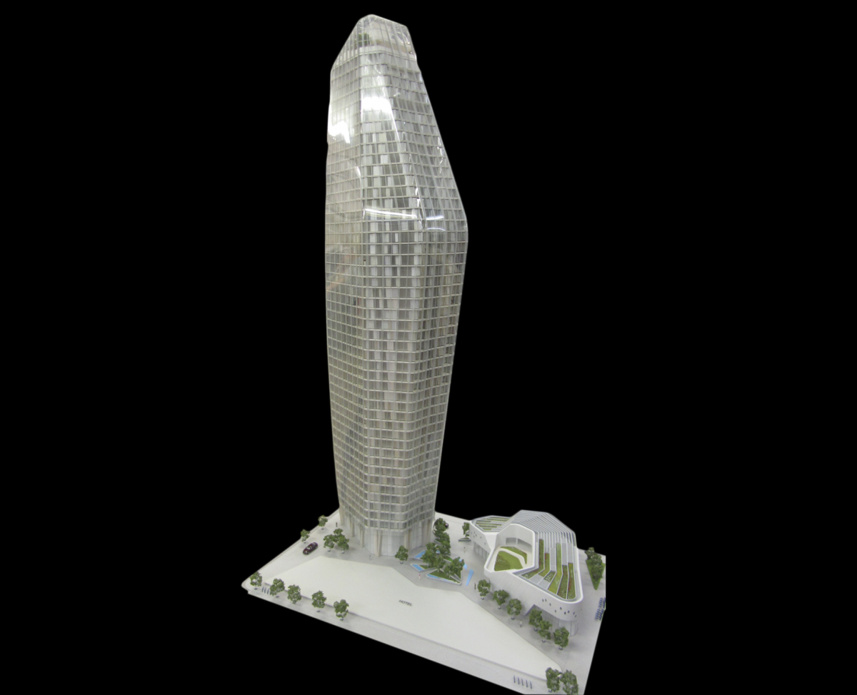 Architecture Modelmaking, Laser cutting - 3DCompare com